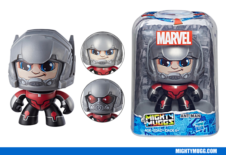 Ant-Man Marvel Mighty Muggs Wave 4 2018