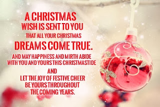 christmas wishes messages for love