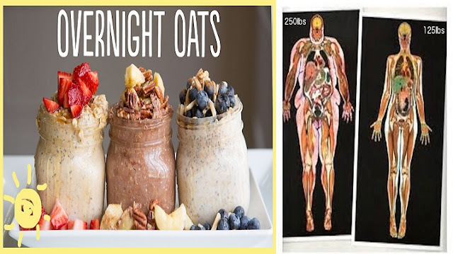 Yummy Recipes For Overnight Oats Which Will Help You Lose Weight!