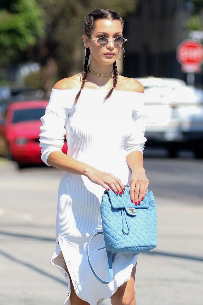Bella Hadid Summer Street Style in Los Angeles