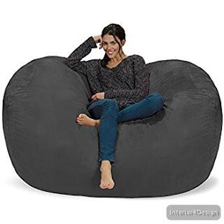 Giant Bean Bag Chair Lounger 3