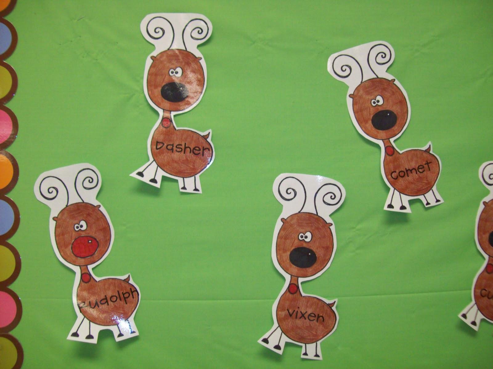 First Grader Last Reindeer Games