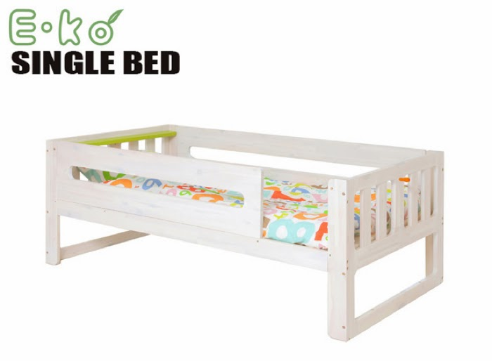 Japanese single bed E-KO