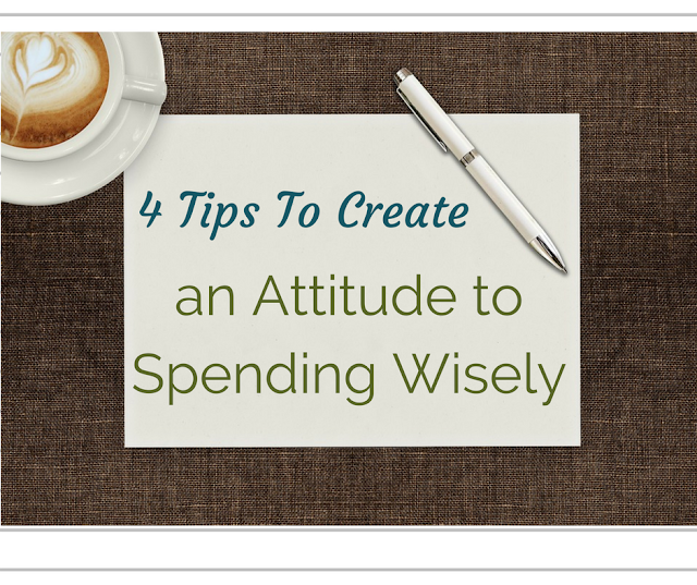 Tip to start spending money wisely