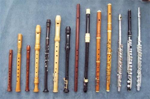 Resultado de imagen para flautas instrumentos