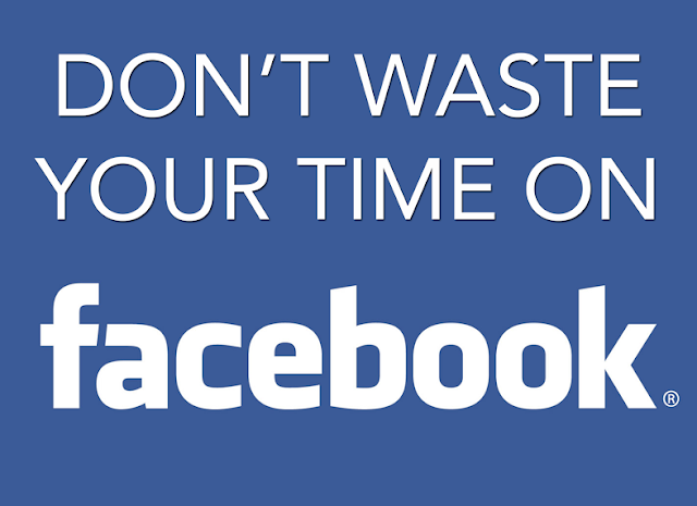 Facebook: The Biggest Time Waster!