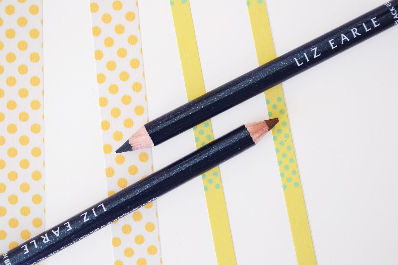 liz earle eyeliner pencils