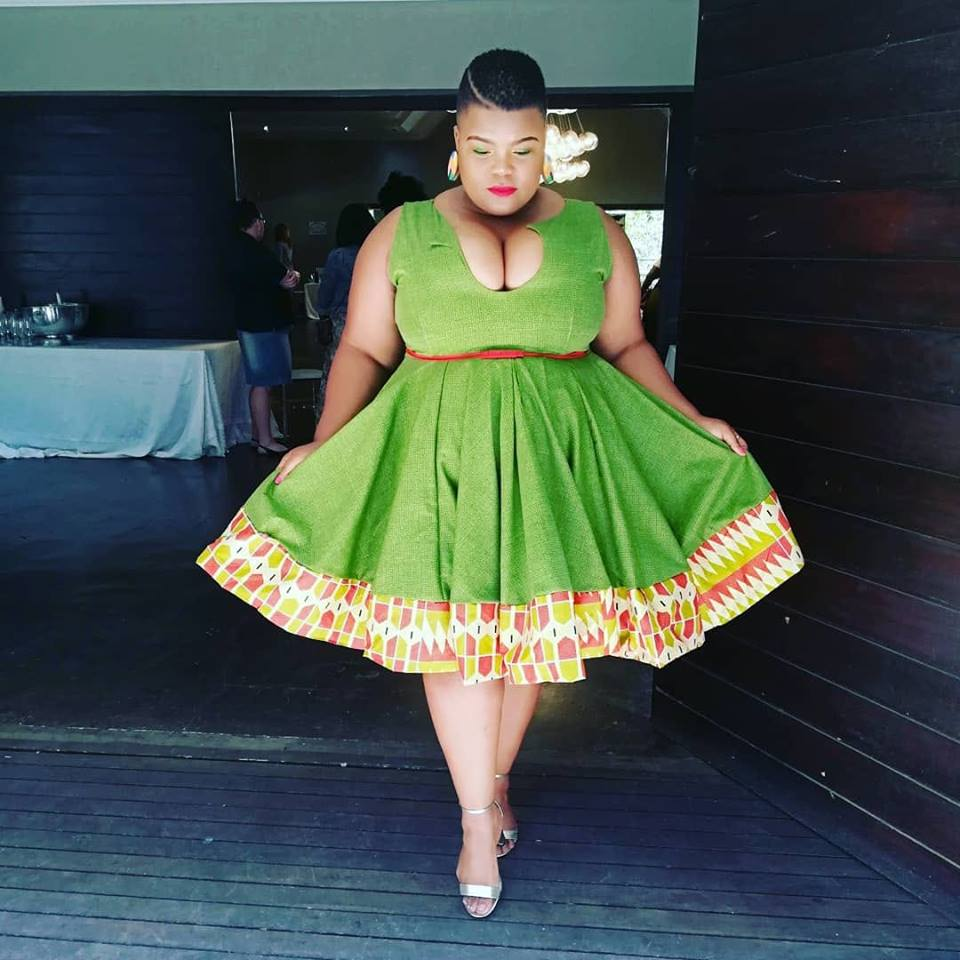 African Print Dresses For Plus Size Ladies – DACC