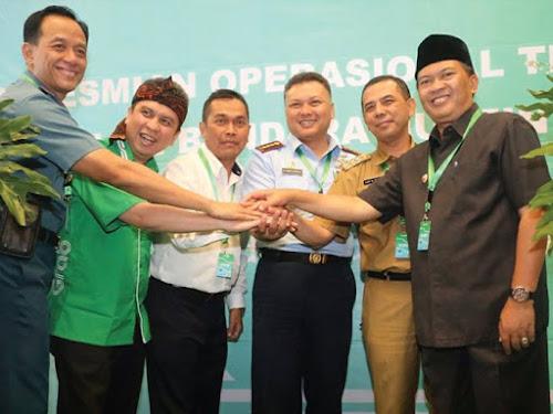Layanan Grab di Bandara Husein Sastranegara