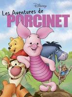 Winnie Pooh Marea aventură a Porcușorului