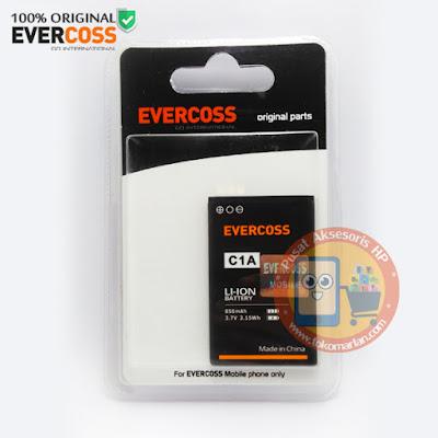 Jual Baterai Evercoss C1A Original 100%