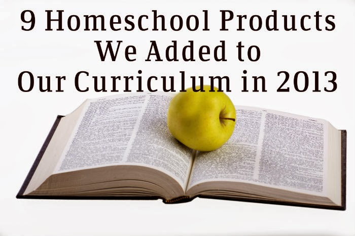 Of all the #homeschool products and curricula I tried in 2013, these are my top picks of the year. @tmichellecannon