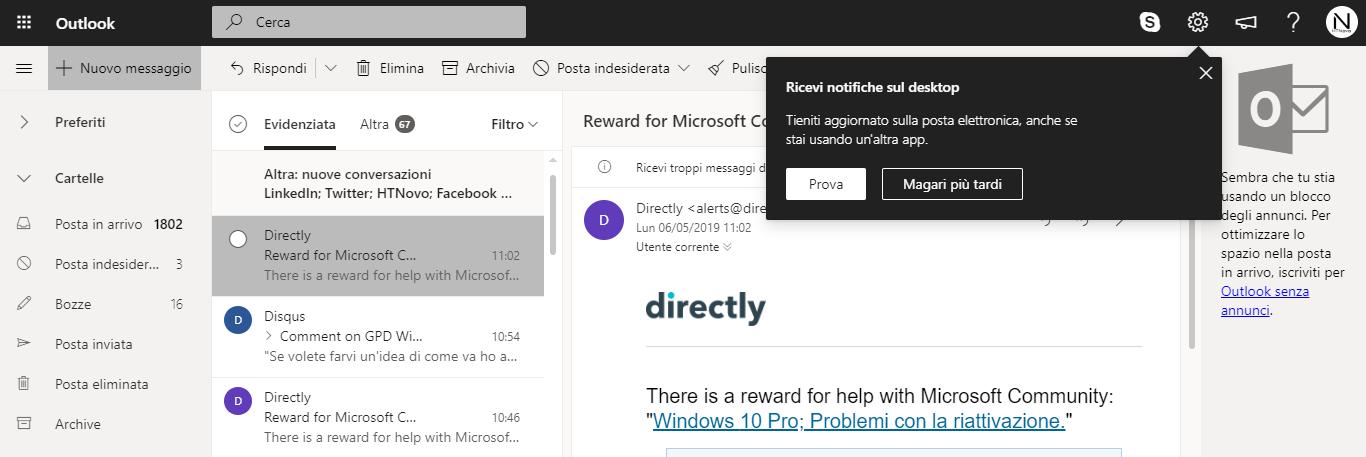 Outlook.com-supporto-notifiche-desktop