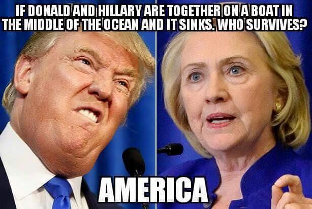 Visual Rhetoric Umd Political Satire Through Meme S Where Do