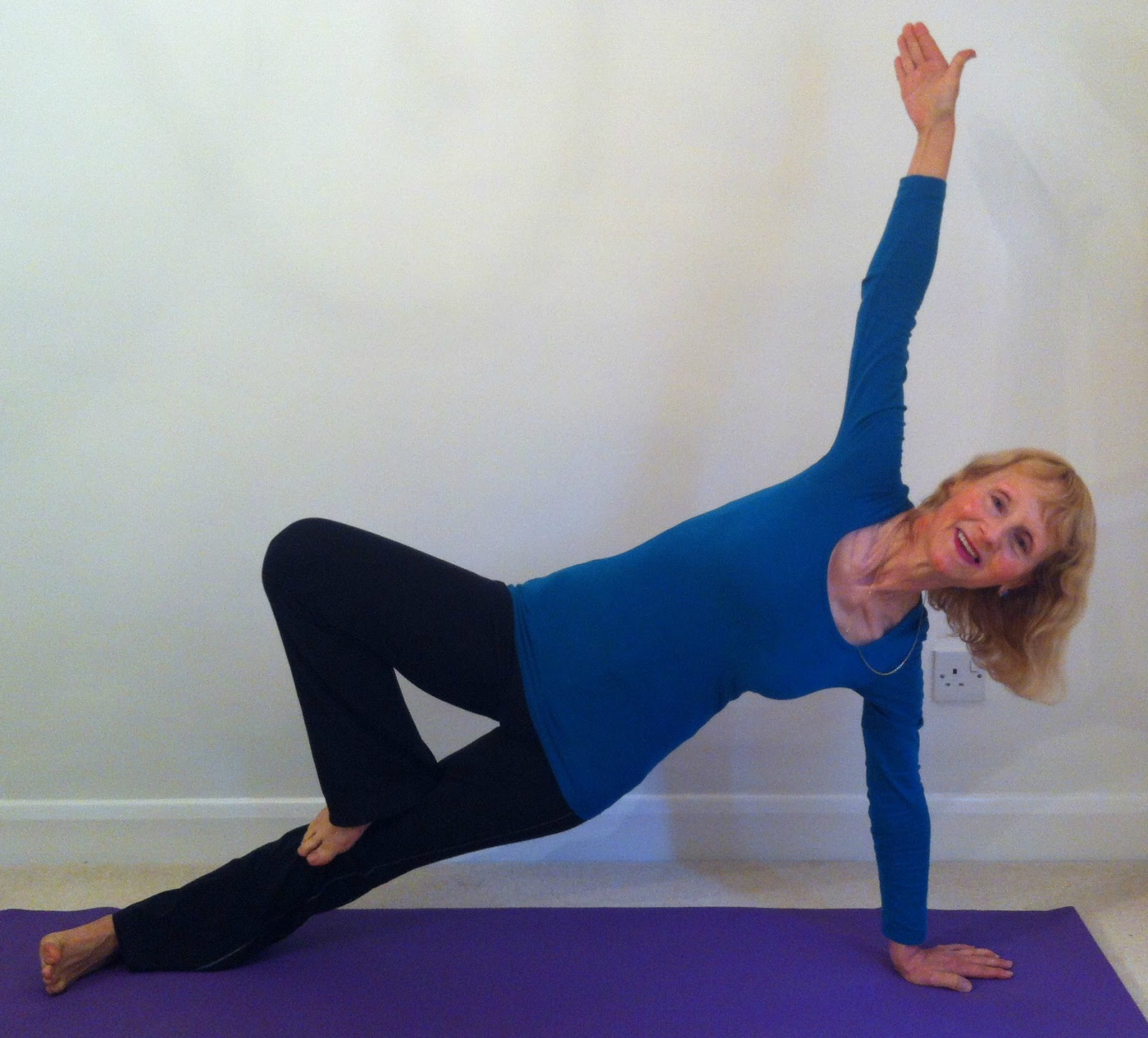 43 Plus and All is Well: This week on Flexiladiesyoga