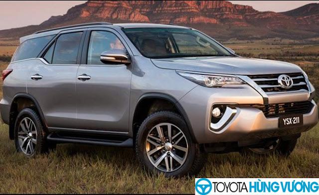 So sánh đánh giá Toyota Fortuner và Honda CR-V ảnh 5