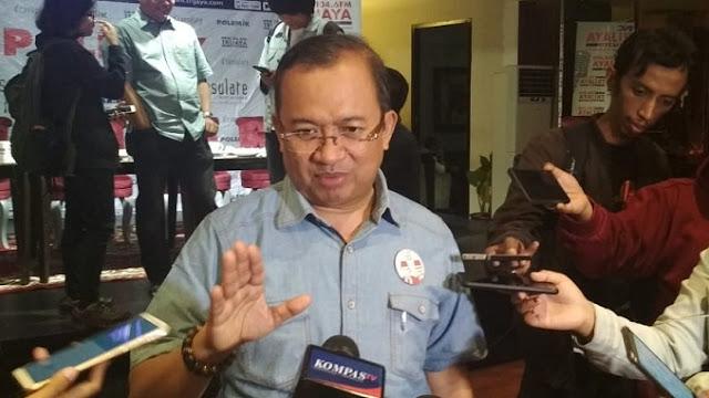 Wiranto Tantang Prabowo Sumpah Pocong, Waka BPN: No Comment
