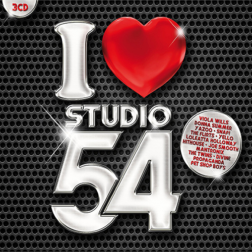 VA - I Love Studio 54 (2015)
