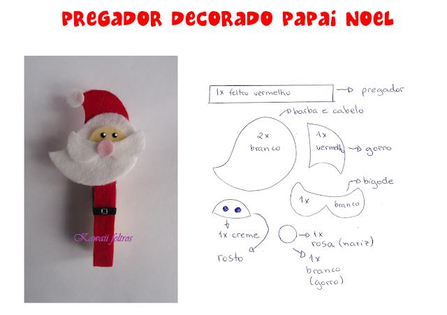 Resultado de imagem para  Papai Noel feito com sucatas