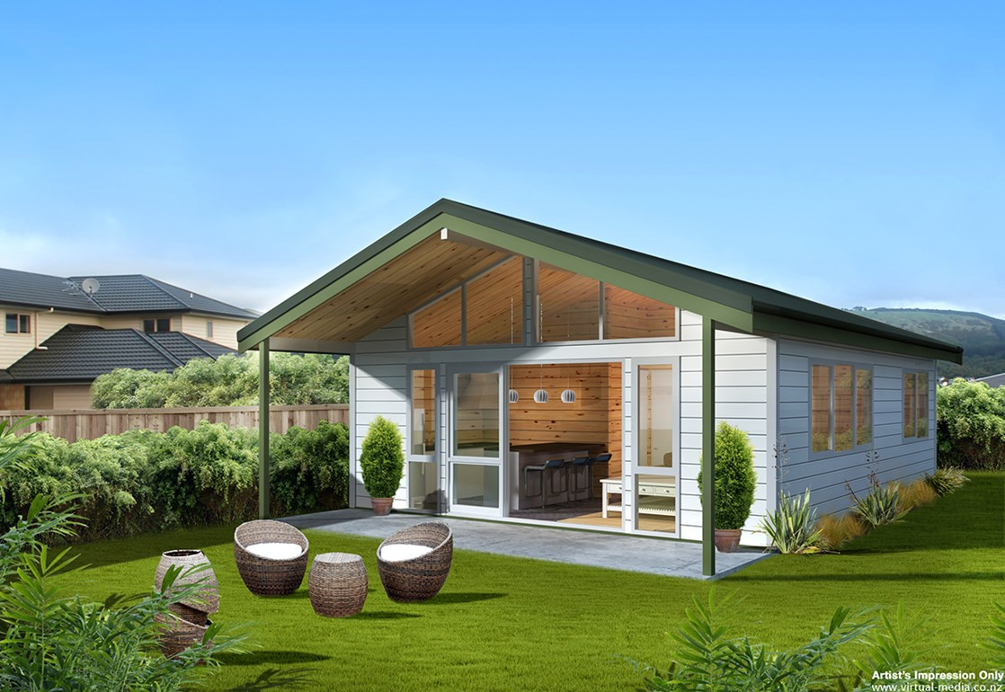 Looking for a house design that will stand-out in your neighboorhood? A house design that is small, enough for a small family but beautiful to look at? Here are the following you can choose from. All design comes with a floor plan and is a product of Lockwood Builders in New Zealand.  Read more: http://www.jbsolis.com/2018/05/New-zealand-inspired-2-bedroom-house-design.html#ixzz5H9GVMnSZ
