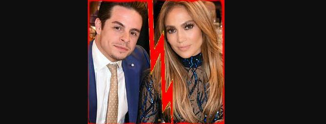 se dejaron Jennifer Lopez y Casper