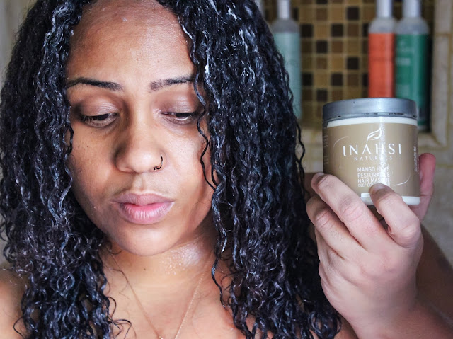 Co-Washing, Shampooing, and Clarifying - What's the Difference? featuring Inahsi Naturals