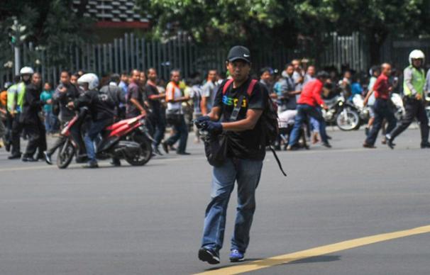 Bom Sarinah, Thamrin, Jakarta Pusat