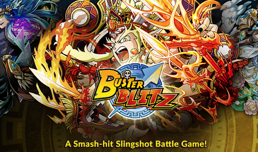 How to play Slingshot anime mobile game - Buster Blitz