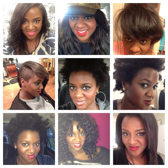Cabelos-Blogueira negra inspiração: The Style and Beauty Doctor