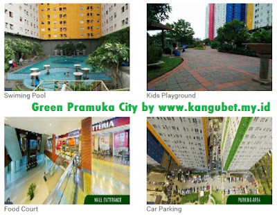 Green Pramuka CIty | Apartemen Murah di Jakarta Pusat