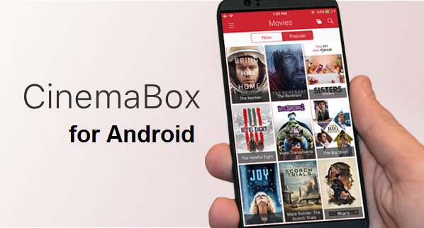 Cinema Box for Android