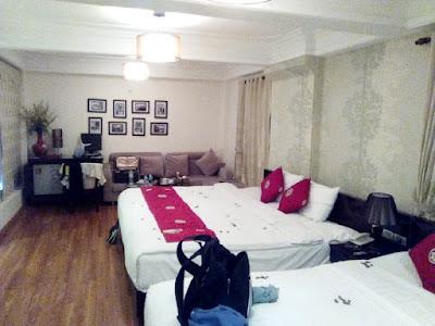 Hanoi Central Park Hotel Vietnam