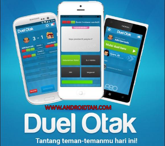 Fitur Duel Otak Premium Apk Full