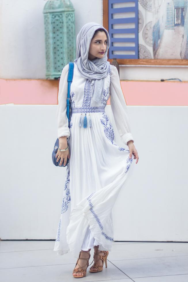 hijab fashion indian style farheen naqi