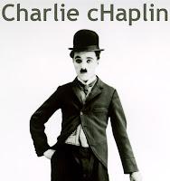 I Am Nobody.: Charlie Chaplin.