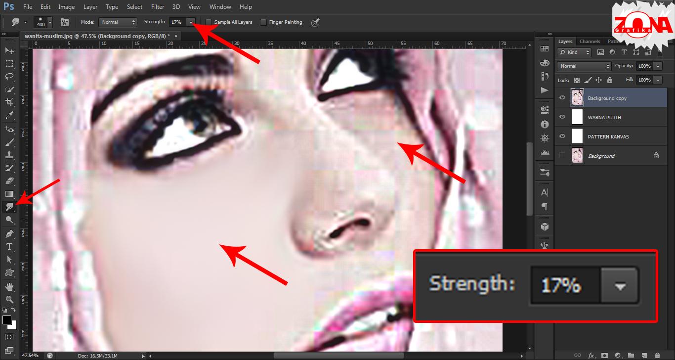 Cara Membuat Soft Smudge Painting Dengan Adobe Photoshop