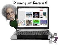 Secondary Smorgasbord: How I Use Pinterest to Plan