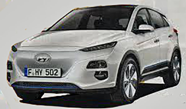 burlappcar ev version of the new hyundai kona coming soon. Black Bedroom Furniture Sets. Home Design Ideas