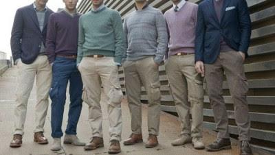 Warna Pakaian Pilihan Untuk Fashion Pria