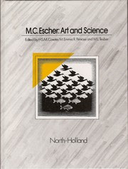 M.C. Escher, art and science : proceedings of the International Congress on M.C. Escher, Rome, Italy, 26-28 March 1985 / edited by H.S.M. Coxeter