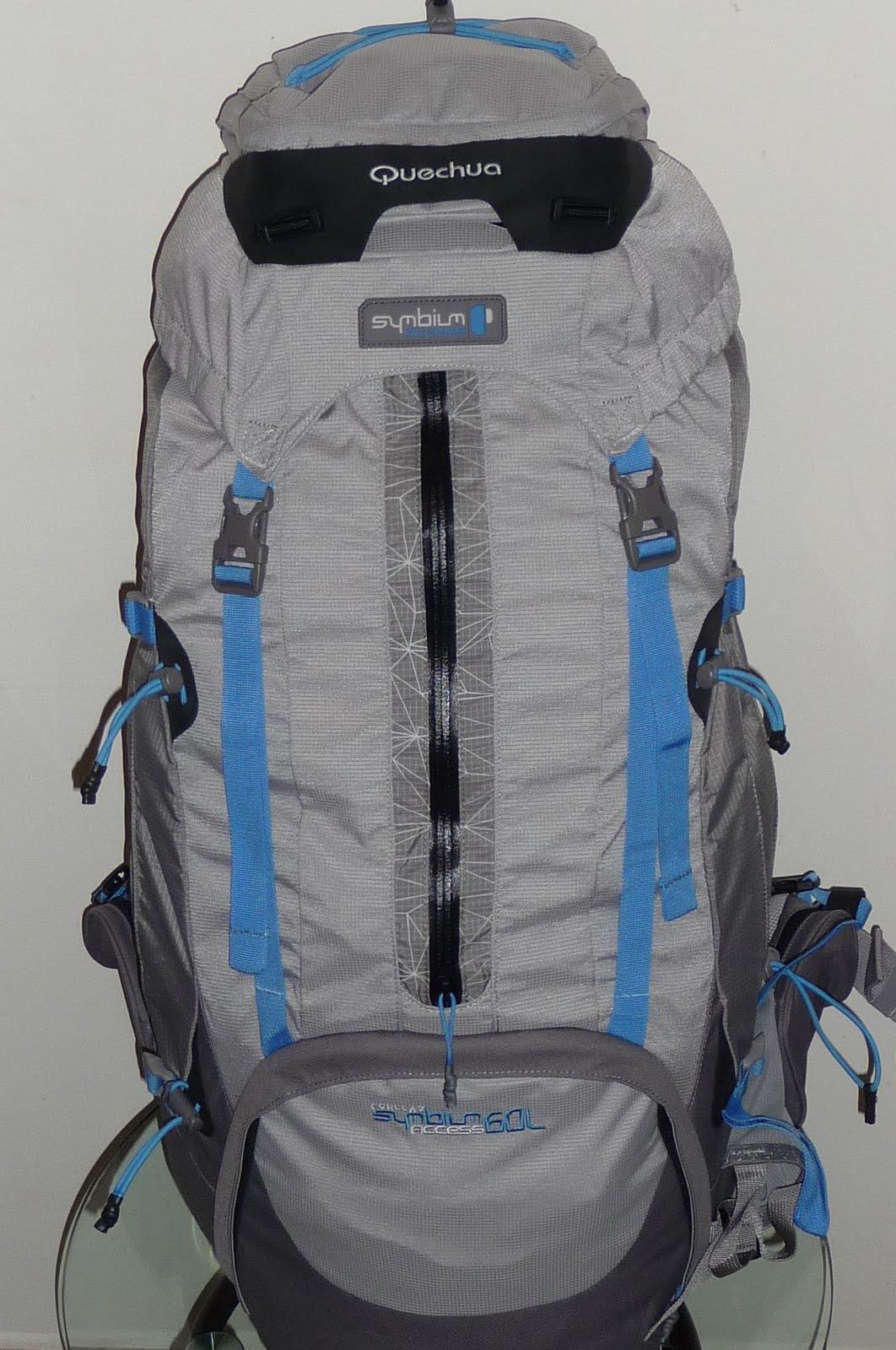 3f7b81bcb Backpacks Heaven  Quechua - Forclaz Symbium Access 60L Rucksack