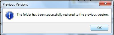 Cara Mengembalikan File Yang Terhapus Secara Permanen Tanpa Menggunakan Software