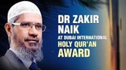 gambar dr.zakir naik