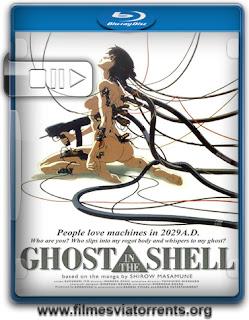 O Fantasma do Futuro (Ghost in the Shell) Torrent - BluRay Rip