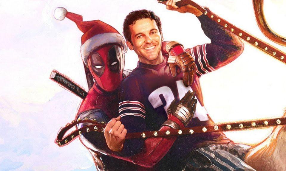 Once Upon a Deadpool : 赤鼻のマーク・ウィズ・ア・マウスが、よい子に贈るクリスマス・プレゼントのコミックヒーローおとぎ話「ワンス・アポン・ア・デッドプール」のポスターを初公開 ! !