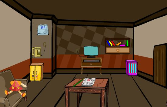 Play ZooZooGames Tiny Casa Esc…