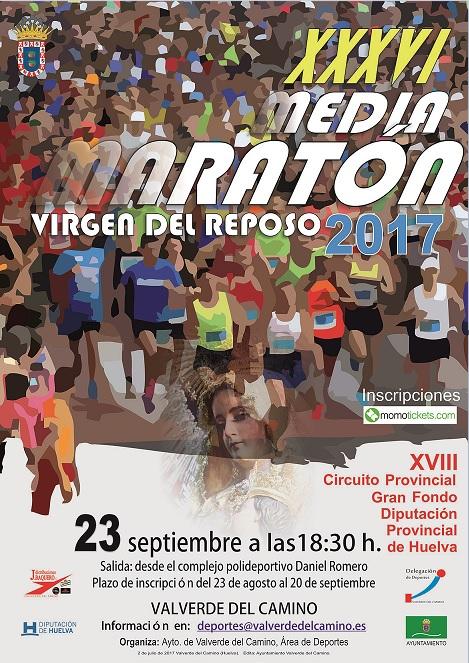 Maratón Virgen del Reposo 17