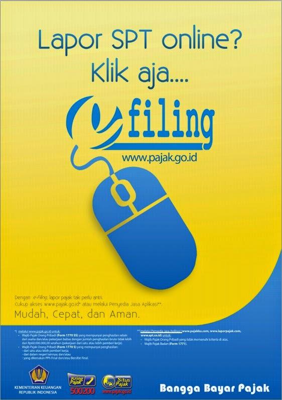 efiling - Lapor SPT Online
