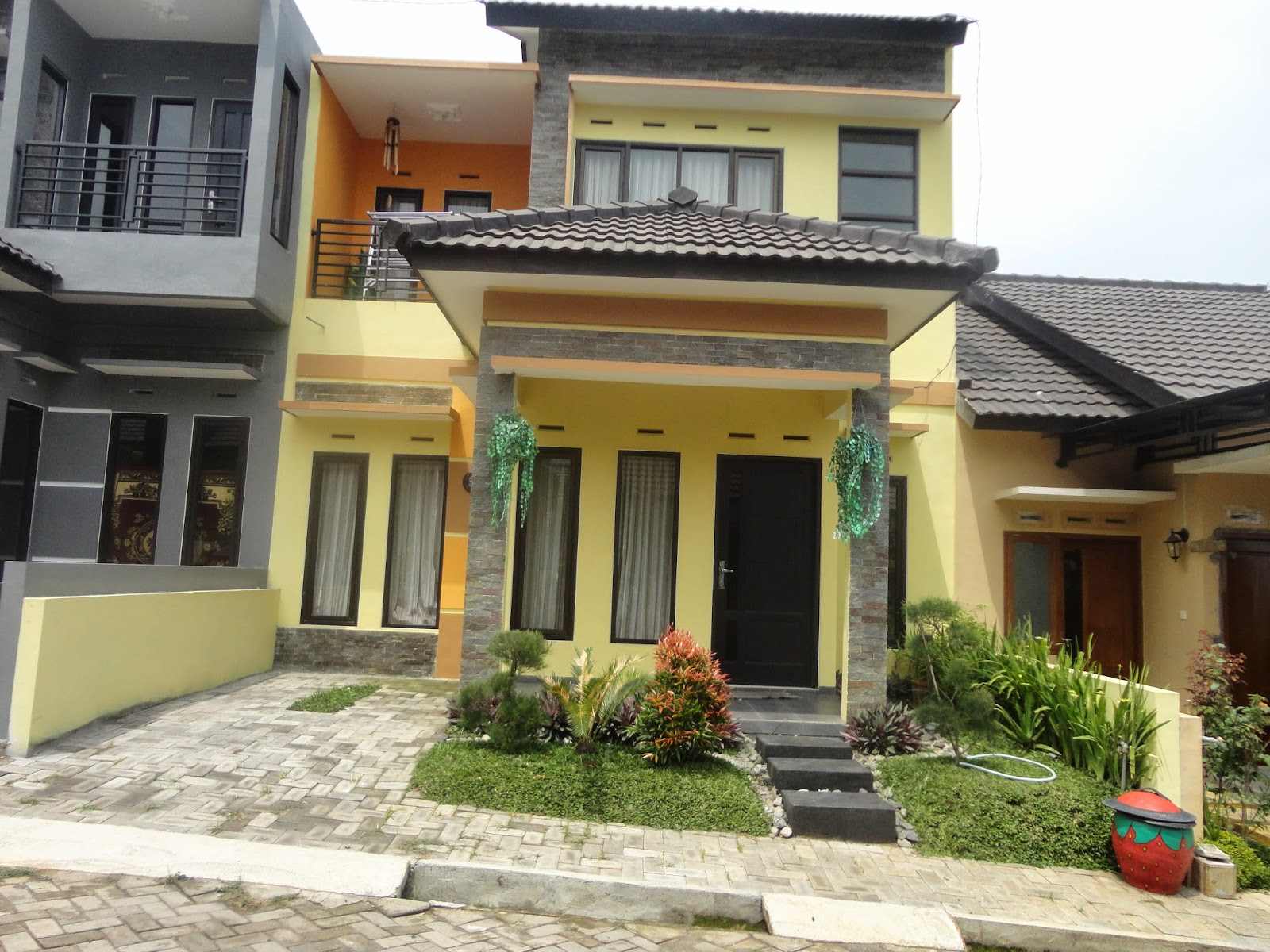 Sewa Villa di Batu | Villa Batu Union