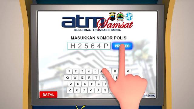 ATM Samsat